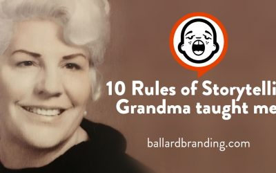 10 Rules of Brand Storytelling